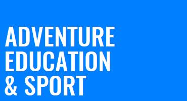 Adventure Education & Sport