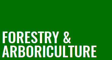 Forestry & Arboriculture