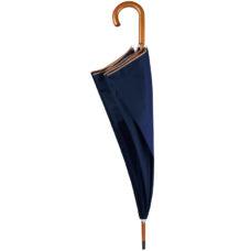 Automatic wooden umbrella