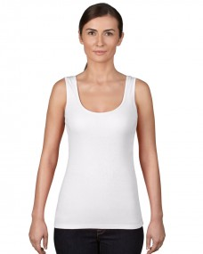 Anvil Ladies 1 X 1 Rib Tank
