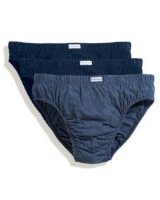FOTL Mens Classic Slip (3 Pack)