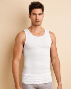 Gildan Platinum Mens Underwear A-Shirt