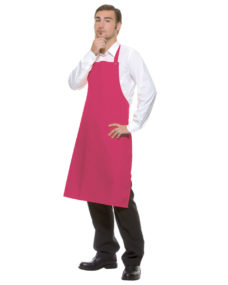 Karlowsky Bib Apron Press Stud