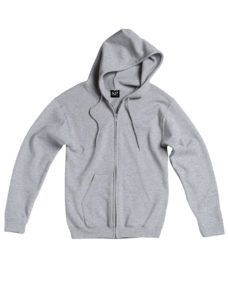 Ladies' Full Zip Hooded Sweatshirt