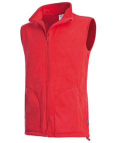 Active Men's Fleece Vest
