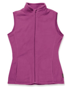 Active Womens Fleece Vest