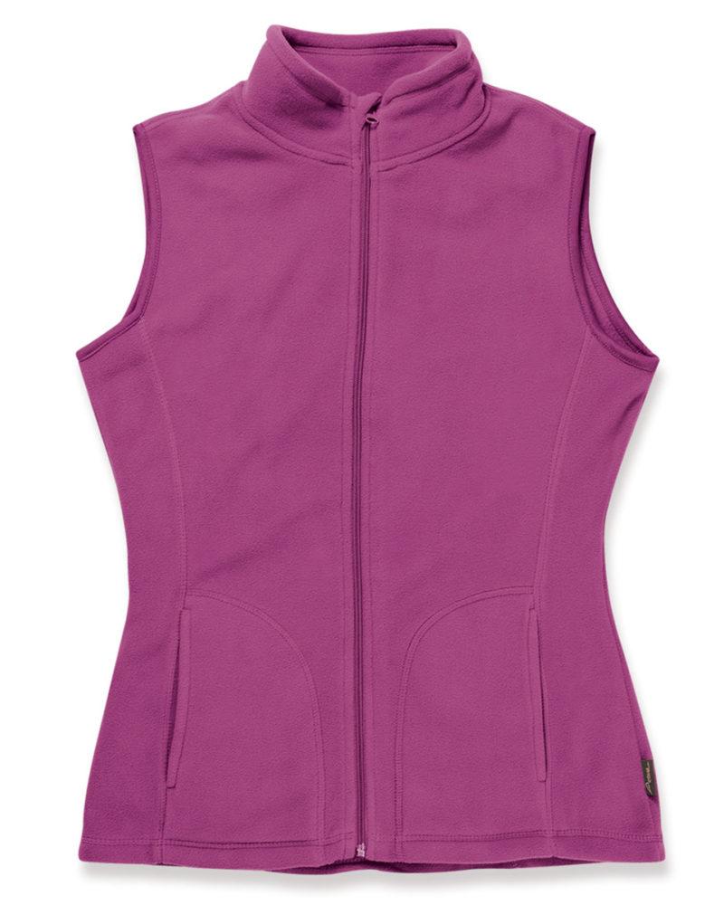 Active Womens Fleece Vest