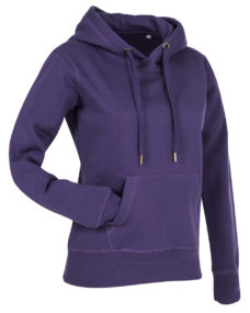 Active Womens Sweat Hoody