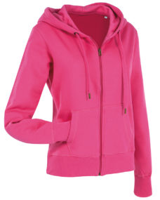 Active Womens Sweat Jacket