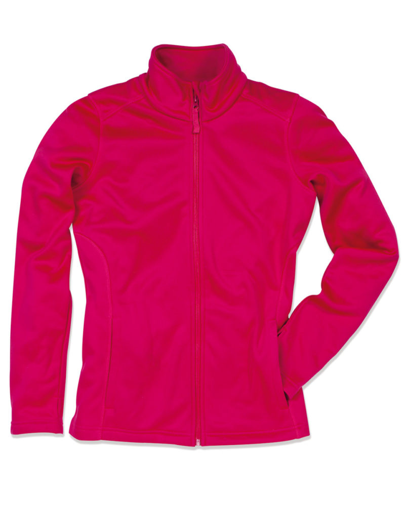 Active Womens Bonded Fleeve Jacket