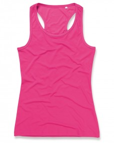 Active Womens Sport Vest Top