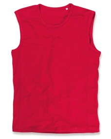 Active Mens 140 SLeeveless Vest