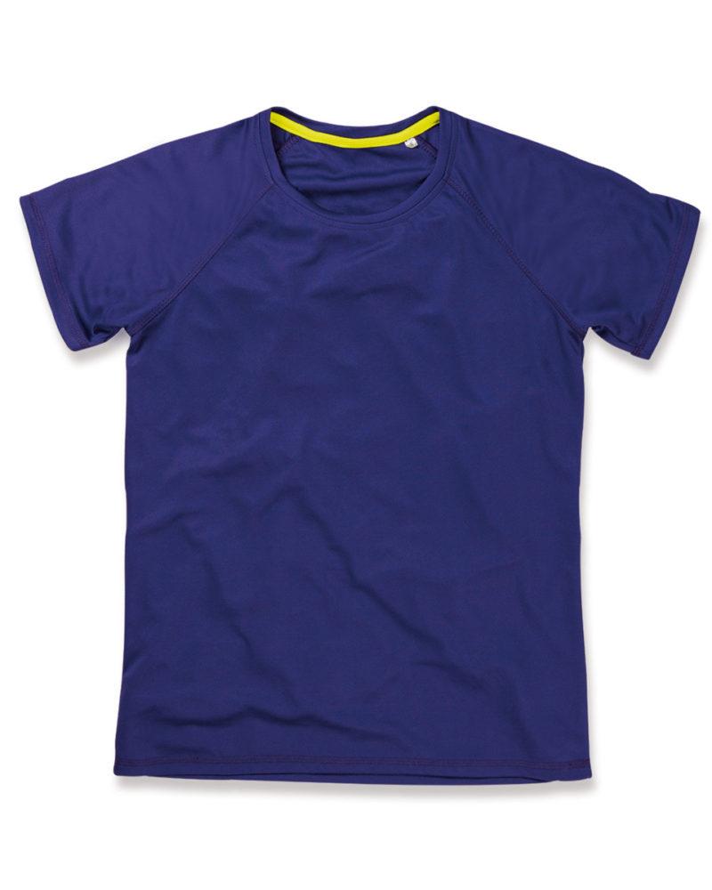 Active Womens 140 Raglan T-Shirt